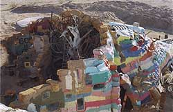 Oliver Croy: Salvation Mountain