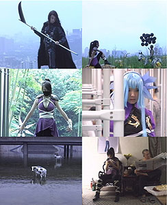 Cao Fei: CosPlayers